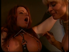 Nina Hartley and a  boobs..
