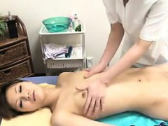 Chinese Girl Gets A Rubdown