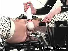 Spandex Restrain bondage and..