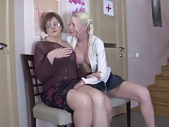 Youthfull blond  mature girl